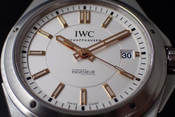 IWC インジュニア オートマティック Ref.IW323906