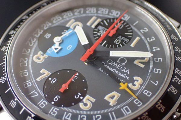 オメガ スピードマスターマーク40AM/PM Ref.3520.53