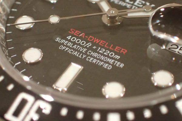 高年式 プロスペックダイバーズ SEA-DWELLER Ref.126600