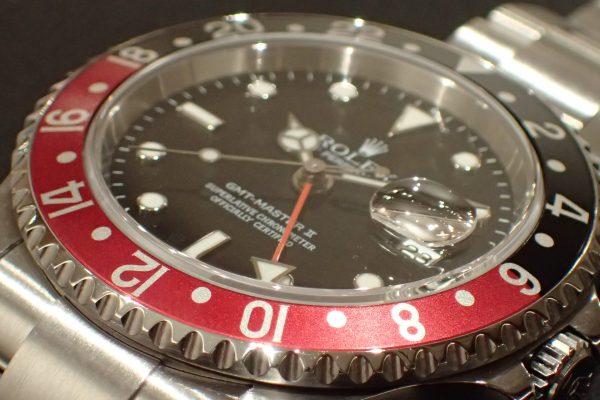 ツートーンカラー GMT-MASTER II Ref.16710 赤黒
