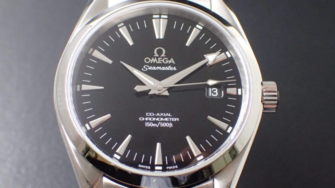オメガ シーマスター アクアテラ Ref.2503.50