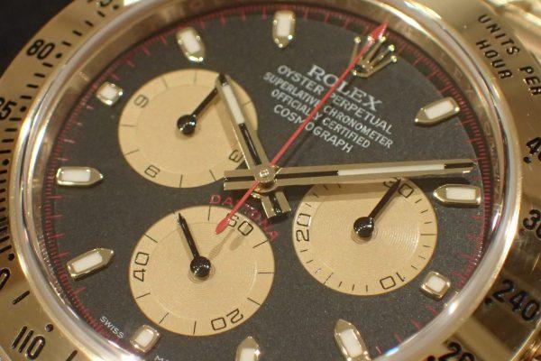 金無垢モデル デイトナ Ref.116528