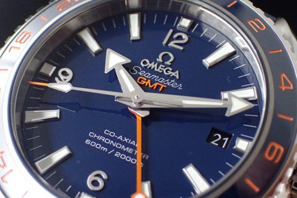 OMEGA シーマスター プラネットオーシャン 600M グッドプラネット Ref.232.32.44.22.03.001