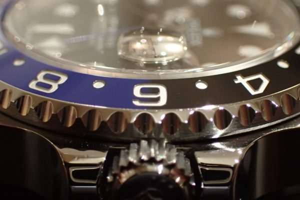 バットマン GMT-MASTER II Ref.116710BLNR