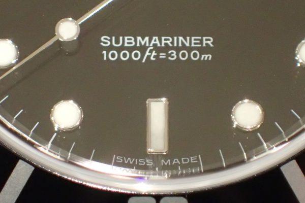 シンプルフェイス サブマリーナー Ref.14060M