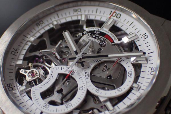 ゼニス デファイ エルプリメロ21 日本限定モデル【Ref.95.90033.9004/78.R588】