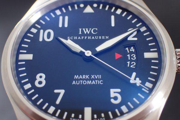 IWC パイロットウォッチ MarkXVII Ref.IW326504