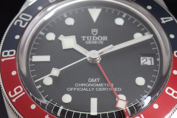 チューダー ブラックベイ GMT【Ref.79830RB】