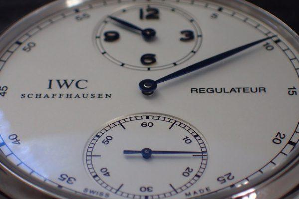 IWC ポルトギーゼ レギュレーターRef.IW544401