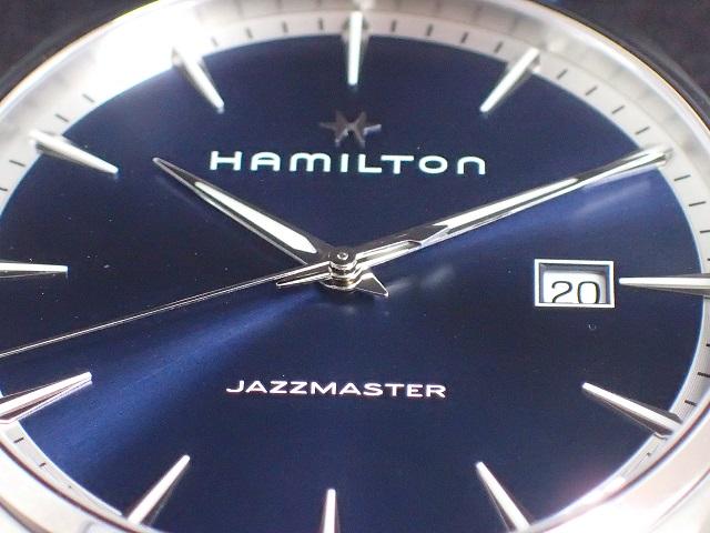 ハミルトン ジャスマスター【H32451641】