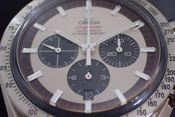 オメガ スピードマスター レーシング M.シューマッハ 2004【3559.32】