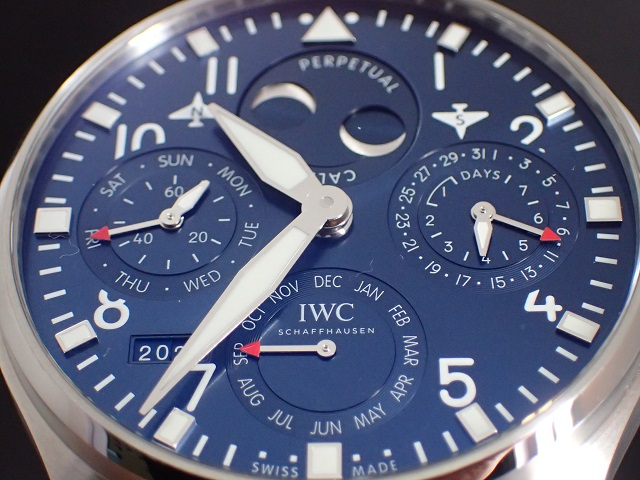 IWC ビッグ・パイロット・ウォッチ・パーペチュアル・カレンダー【Ref.IW503605】